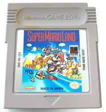 Super Mario Land Nintendo Original Gameboy Game - Tested + Working & Authentic!