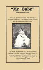 "Victorian Civil War Publication ""My Baby"" A Guide to Reenacting with Your Baby"