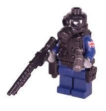 R6S British SAS Defender Smoke Custom Rainbow Six Minifig made with real LEGO®