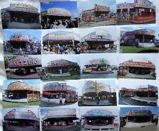 20 x FAIRGROUND RIDE WALTZER PHOTOGRAPHS FUNFAIR Super Disco CODONAs Etc