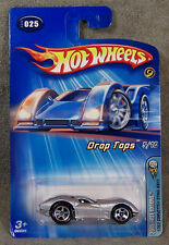 Hot Wheels ~ 2005 First Editions ~ Drop Tops ~ 1963 Corvette Sting Ray ~ Silver