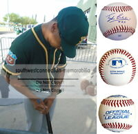 Tyler Ladendorf Oakland Athletics A's Signed Autograph Baseball Proof Photo COA