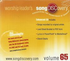 Worship Leader comp Cd 2007 Michael Gungor Evangeline Inman Paul Baloche