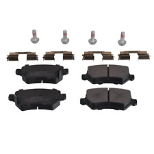 Rear Brake Pad Set Inc Additional Parts Fits KIA Ceed Proce Blue Print ADG042116