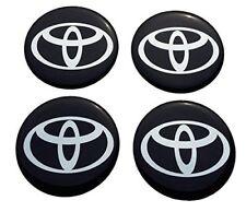 Toyota 55 mm Embleme Aufkleber für Nabendeckel Radnabenkappen Felgen Nabenka