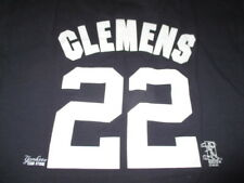 Majestic ROGER CLEMENS No. 22 NEW YORK YANKEES (Youth LG) T-Shirt Jersey