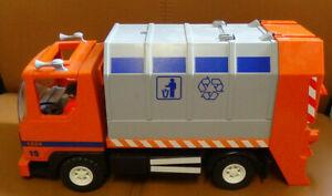 Playmobil Müllwagen 4418