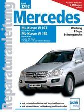 Reparaturanleitung Mercedes ML 230/280/320/350/430/500 Werkstatthandbuch 1297
