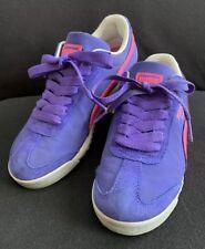 Puma Roma L NBK Sneaker *Liberty Blue/Purple/Pink *Women's SZ 7.5