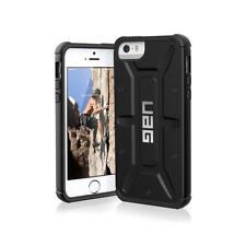 Fundas y carcasas Para iPhone SE color principal negro de silicona/goma para teléfonos móviles y PDAs