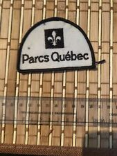 Patch collection/ Old Patch From Parc Québec