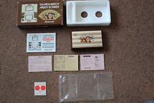 BOXED NINTENDO DONKEY KONG 2 JR-55 GAME & WATCH 1983 FANTASTIC CONDITION