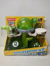 Fisher Price DC Super Friends Imaginext Green Lantern Planet OA Playset NEW NIB