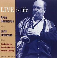 Arne Domnerus - Live Is Life [CD]