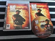 PS3 : 50 cent blood on the sand