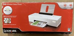 Lexmark Z1420 Wireless Colour Printer - New And Unopened