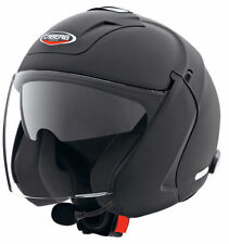 Not Rated Thermo-Resin Plain Matt Motorcycle Helmets