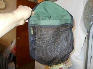 """Allen Shotgun shell pouch 16""""overall x 11"""" wide Green"""
