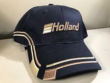 HOLLAND Land Sea Rail Track Services COOL Baseball Golf Pub Bar Hat Cap RARE~