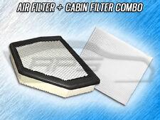 AIR FILTER CABIN FILTER COMBO FOR 2012 2013 2014 2015 CHEVROLET CAPTIVA SPORT