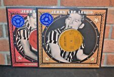 "JERRY LEE LEWIS - EP Collection Vol 1 & 2, Ltd 10"" WHITE VINYL SET New & Sealed!"