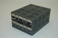 Lambda LM-D6 6VDC Regulated Power Supply, 105-132VAC, 55-65Hz