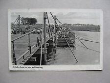 GERMANY REICH, PPC( Brückenbau) 1943, fieldpost