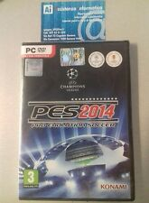 PES 2014-NEW SEALED-Video Games for PC DVD-ROM