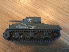 "Corgi Sherman Tank M4 A3 E2 4"" Armoured Cobra King ""First In Bastogne"" 1:76"