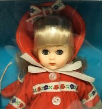 """World of Ginny Vogue Dolls Fall Winds 8"""" Poseable Vinyl Doll Blinking Nrfb"""