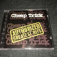 CHEAP TRICK Authorized Greatest Hits CD CASE NEW Journey Boston