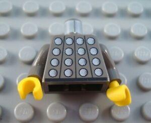 LEGO Castle Studded Armor Minifig Torso Body Part