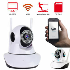 WiFi Wireless 1080P Pan Tilt Network Security IP Camera Night Vision WiFi Webcam