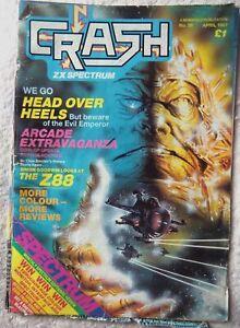 60353 Issue 39 Crash Magazine 1987