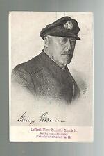 1932 Germany Graf Zeppelin Dr Eckener RPPC Postcard Cover to Pernambuco Brazil
