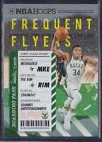 2020-21 PANINI HOOPS FREQUENT FLYERS WINTER GIANNIS ANTETOKOUNMPO