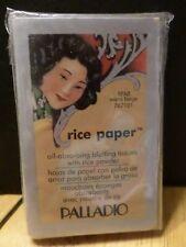 Rice Paper - Palladio - RPA8 - Warm Beige 787101 - 40 Super Size Tissues - NEW