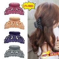 Women Girl Fashion Vintage Hair Claw Clips Large Hair Clip Hot Hairpin