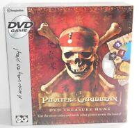 Pirates of The Caribbean DVD Treasure Hunt Game Secret Codes Unused 2006 Disney