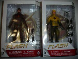 DC Collectibles The Flash Reverse Flash & Supercharged Green Lantern Hal Jordan