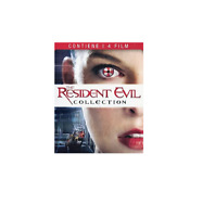 The resident evil collection, 4 Blu-ray, usato come nuovo