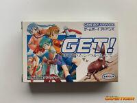 GET! Boku No Mushi Tsukamaette GBA Nintendo Game Boy Advance JAPAN
