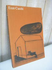 ENZO CUCCHI Catalogue de l'exposition au Centre Pompidou en 1986