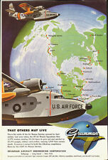 1954 Vintage ad for Grumman Aircraft Engineering Corp. (061513)