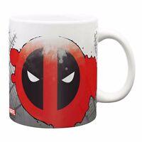 Deadpool Just Relax Marvel Comics Coffee Mug