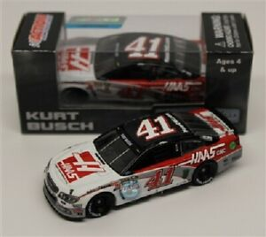 KURT BUSCH 2015 HAAS AUTOMATION DARLINGTON SPECIAL 1/64 ACTION DIECAST CAR