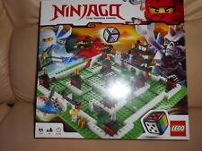 """JEU DE SOCIETE LEGO 3856 """" NINJAGO THE BOARD GAME """" NEUF SCELLE"""