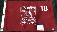 ARNOLD PALMER 1960 US OPEN WINNER GOLF FLAG (PGA) AUTOGRAPHED SIGNED PSA/DNA
