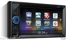 Clarion NX603 DVD Bluetooth CD Mp3 GPS Navigation Multimedia Stereo Receiver