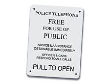 Полицейская телефонная будка